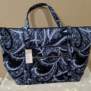 Vera Bradley Iconic Miller Travel Bag